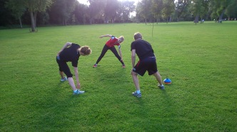 zomertraining 1